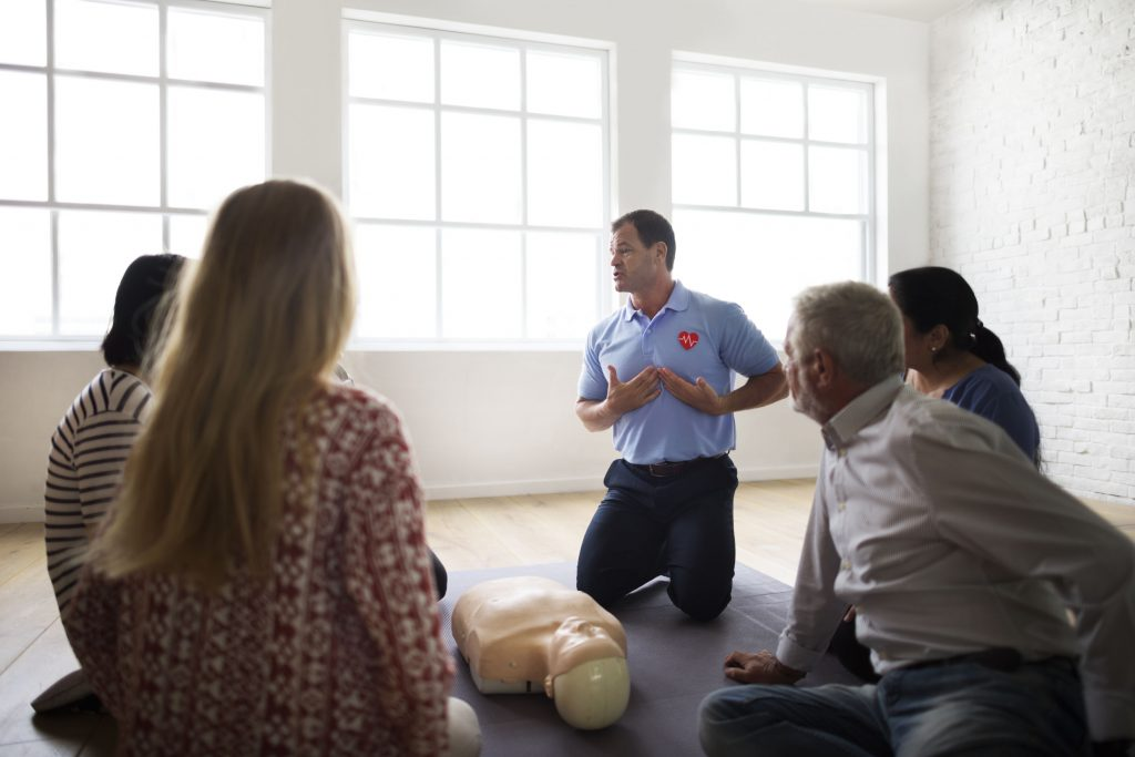 Emergency First Aid at Work (EFAW) 1 Day (6 Hours) – RQF Level 3